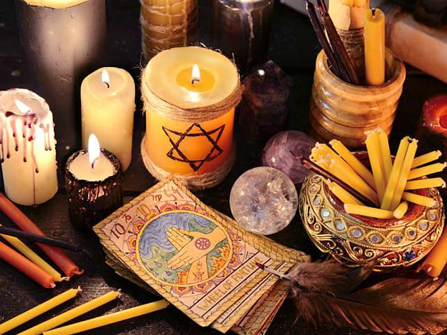 Tarot composition structure