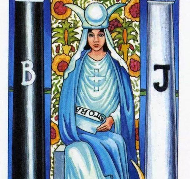 Priestess 【2】
